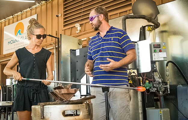 Unlock The Secrets Of Glass Blowing
