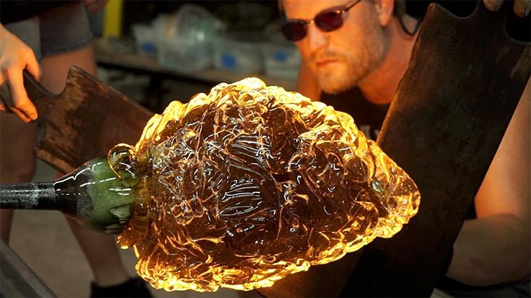 Wednesday Artwalk Glassblowing Demonstration
