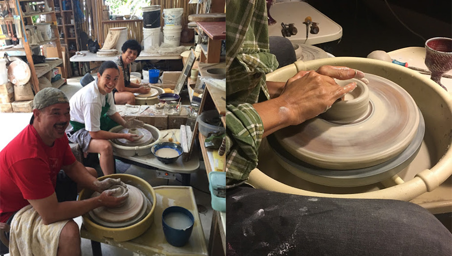 Ceramics Workshop at Kett Pottery