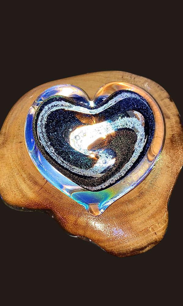 Heart Lit Header Image