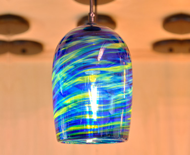 Blue and Green Pendant Feature Image