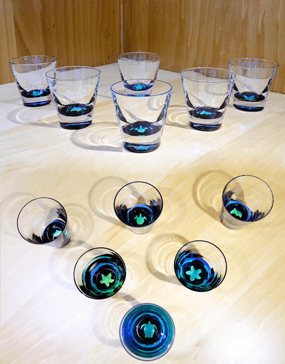 Moana Glass Paradise Cup Sets Lead Image
